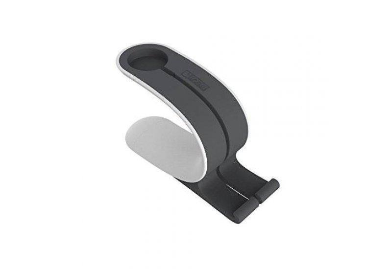 Подставка Grand для Apple Watch и iPhone Mobius Черная (AL978)