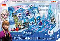 Настольная игра Ranok-Creative Фрозен Ледяное сердце (232943)