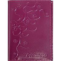 Обложка водительского удостоверения DERBY Фиолетовая (0430367,30)