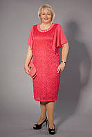 Оригинальное женское платье большого размера