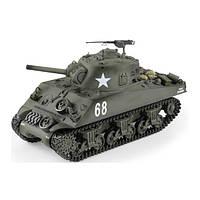 Танк HENG LONG M4A3 Sherman 3898-1 Хаки (3898-1), фото 1