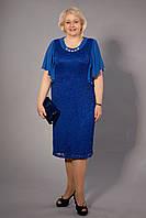 Женское платье большого размера модного цвета