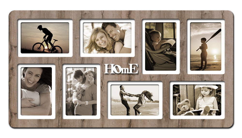 "Фоторамка коллаж ""Home"" 65х34 см (H8-017C)"