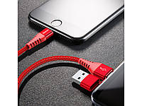 USB кабель Baseus 3-in-1 And Dual Output Red (IGB31LRD2)