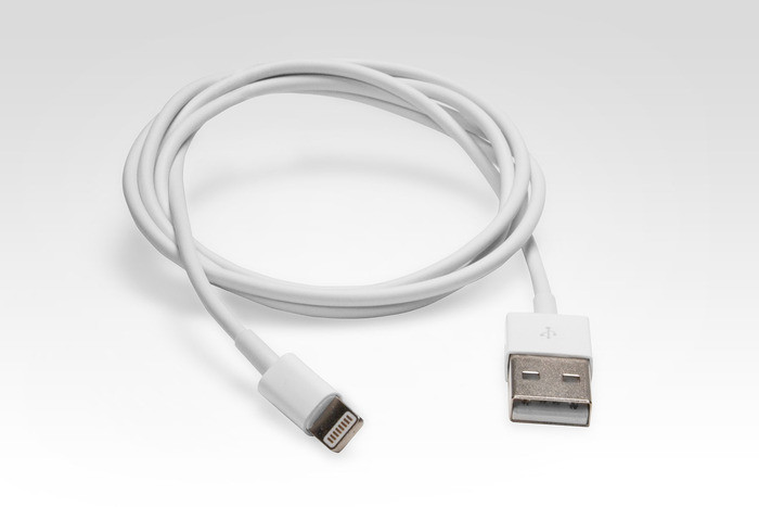USB кабель Foxconn для Apple Lightning 1m (IGAL78P1MF3)