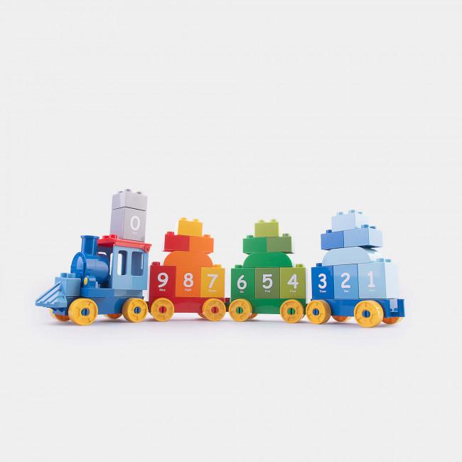 Детский конструктор Keedo BLOCKS 31 деталь (6-412)