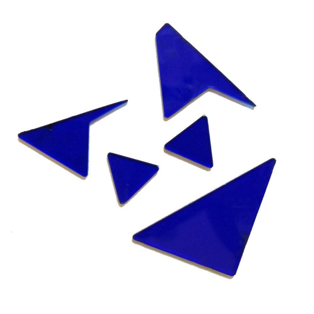 Акриловая головоломка Звезда и квадрат Крутиголовка Синий (krut_0063)