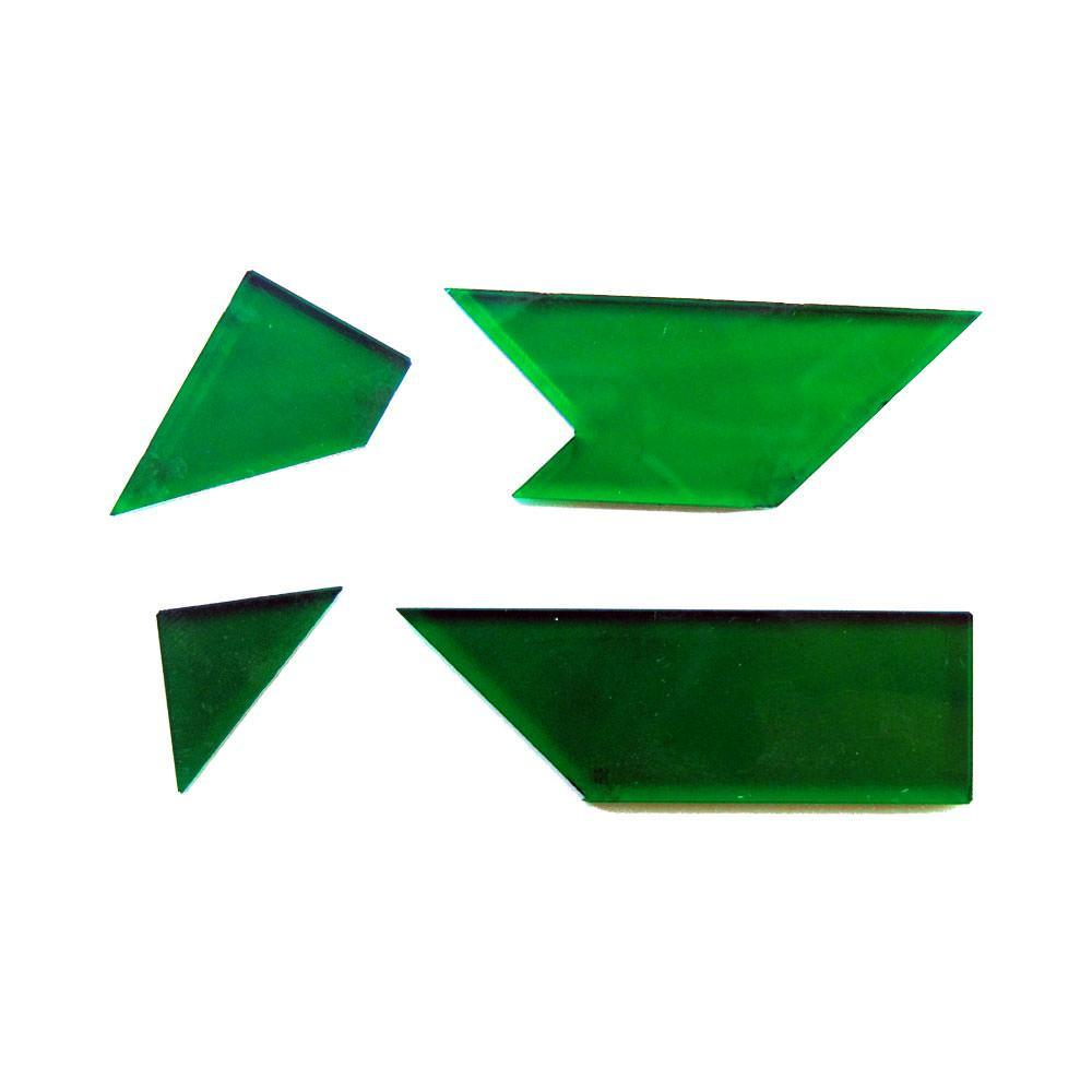 Акриловая головоломка Тешка Крутиголовка Зеленый (krut_0070)