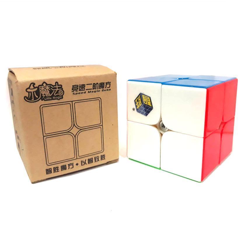 Кубик Рубика YuXin 2х2 Little Magic цветной (krut_0402)