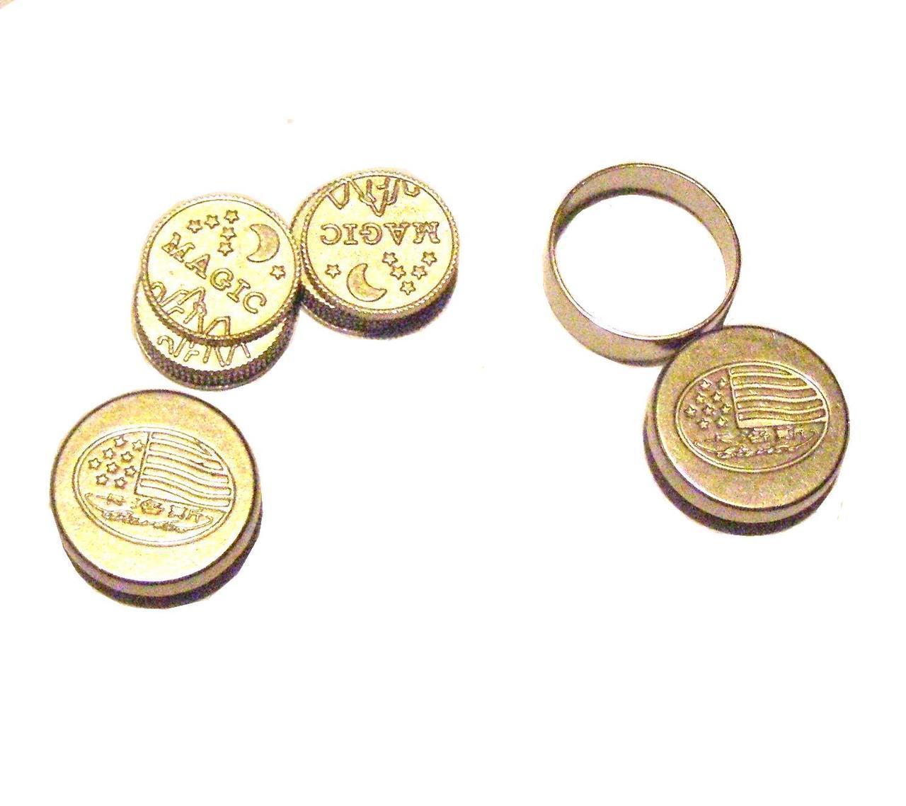 Фокус Динамичные монеты Kronos Toys (krut_0825)