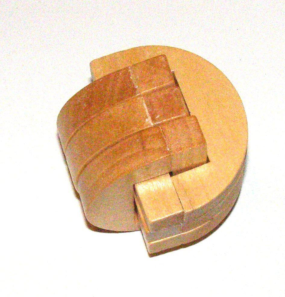 Головоломка деревянная Kronos Toys Шесть подков (krut_0193)