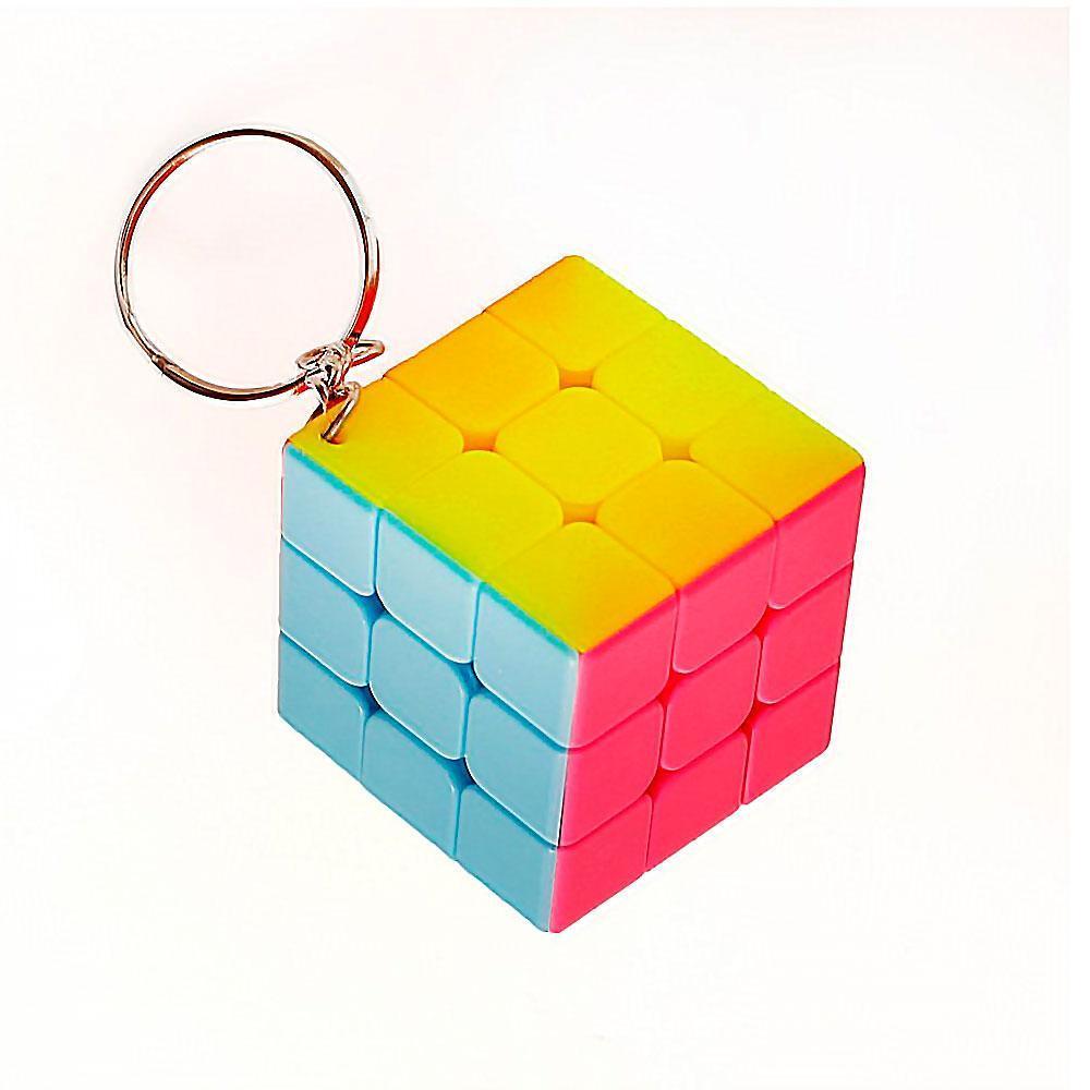 Кубик Рубика Брелок MoYu Keychain 3х3  (krut_0081)