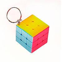 Кубик Рубика Брелок MoYu Keychain 3х3  (krut_0081), фото 1