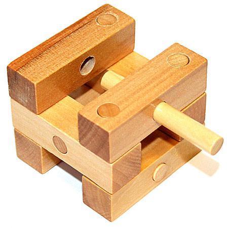Головоломка деревянная Путь Kronos Toys (krut_0181)
