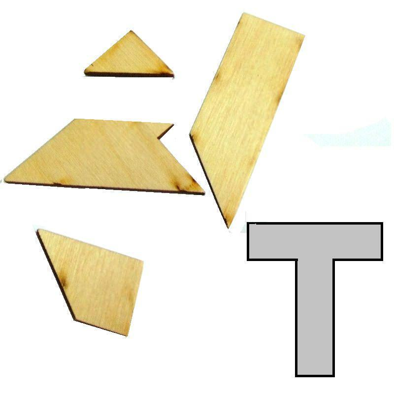 Головоломка деревянная Тешка Крутиголовка (krut_0186)