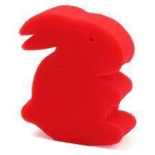 Фокус Размножающиеся кролики 4 шт Kronos Toys Красный (krut_0850)