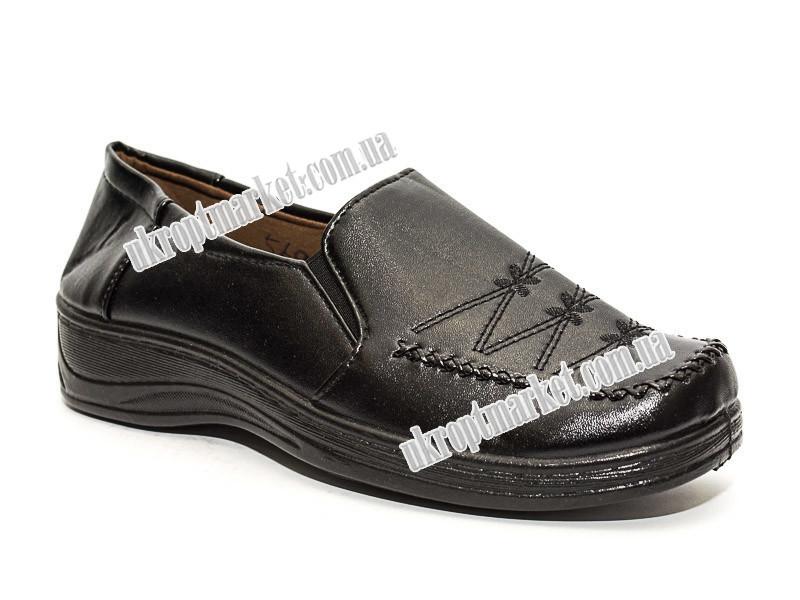 "Туфли женские 569-1 (10 пар р.37-42) ""Baolikang"" LG-1862"
