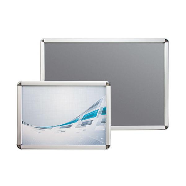 Клик рамка А0 32 профиль 118,9х84,1 см Серебро (А0-32п-у)