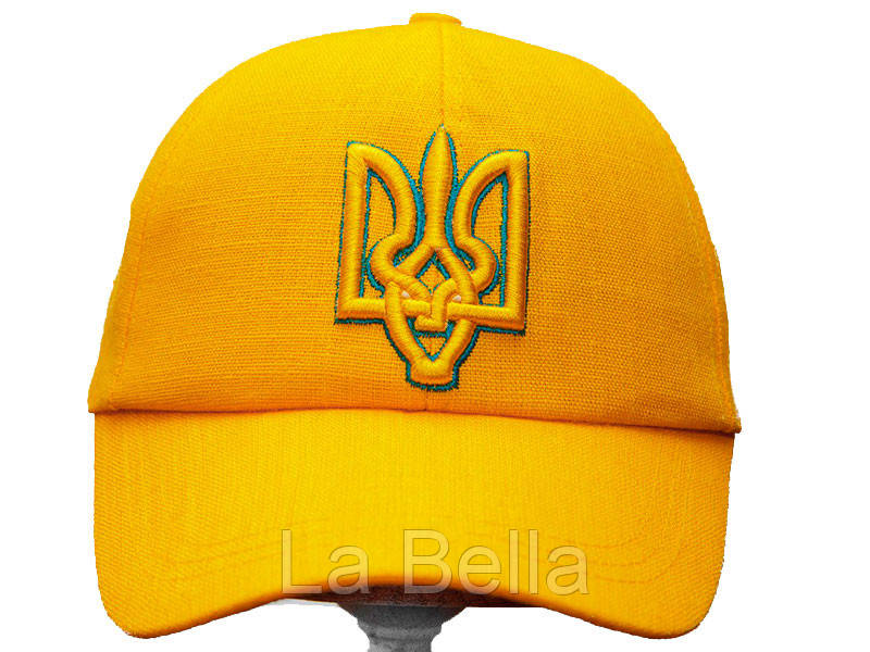 Бейсболка  с гербом Украины