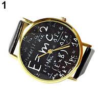 Модные наручные часы Математика