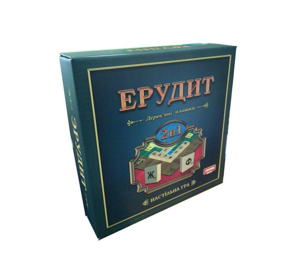 Настольная игра Эрудит Artos games 20987 (tsi_18344)