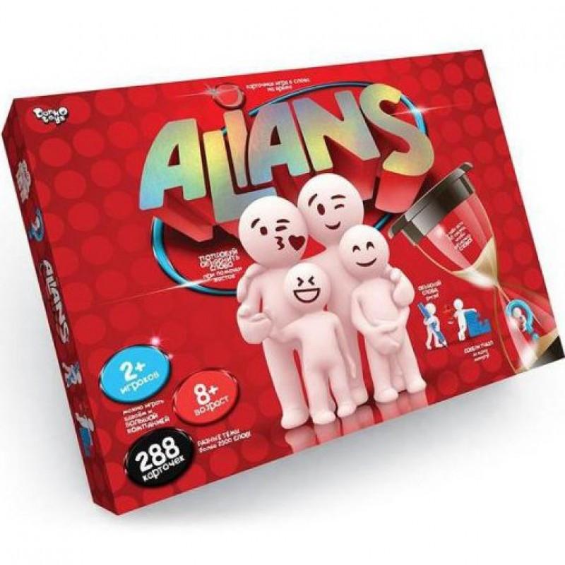 Настольная игра Alians Dankotoys G-ALN-01 (tsi_51962)