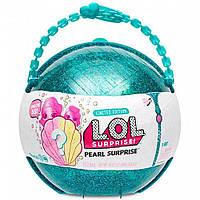 Большой игровой набор L.O.L. Жемчужный с куклой Surprise Бирюзовый, фото 1