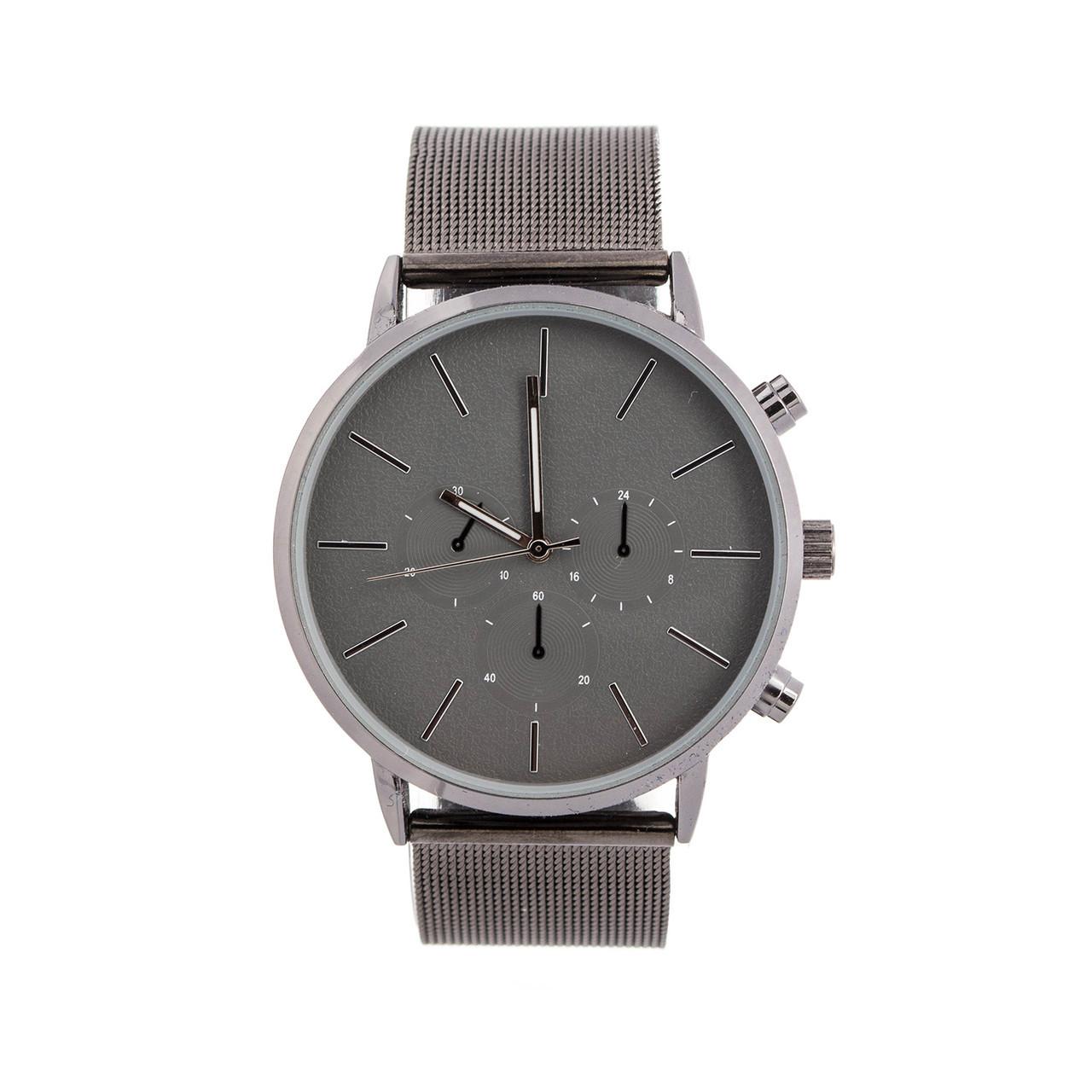 Чоловічий годинник Kiomi teiyy Серый (hub_tfcy31440)