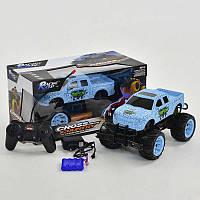 Гоночный внедорожник на радиоуправлении Racing Rally Голубой с черным (2-HB-YY1602-63139)