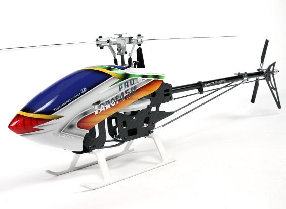 Модель вертолета Tarot 450PRO V2 FBL KIT Серо-оранжевый (TL20006-B)