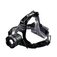 Налобный фонарь GTM BL POLICE 2188B 158000W T6 (2360-), фото 1