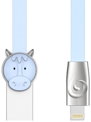 Кабель синхронизации Rock Zodiac Lightning Cable Horse-Blue  (AR-48244)