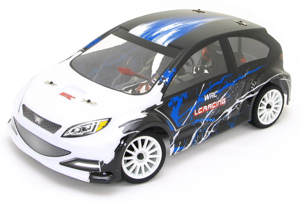 Ралли 1:14 LC Racing WRCL Черно-синий (LC-WRCL-6194)