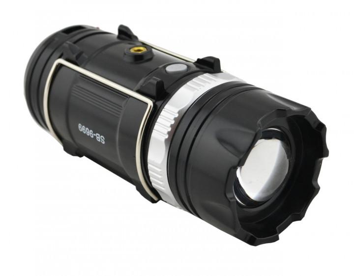 Аккумуляторная кемпинговая LED лампа Sheng Ba SB 9699 (45758)