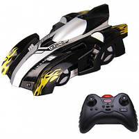 Антигравитационная машинка Wall Racer Черный (hub_HGAH23127)