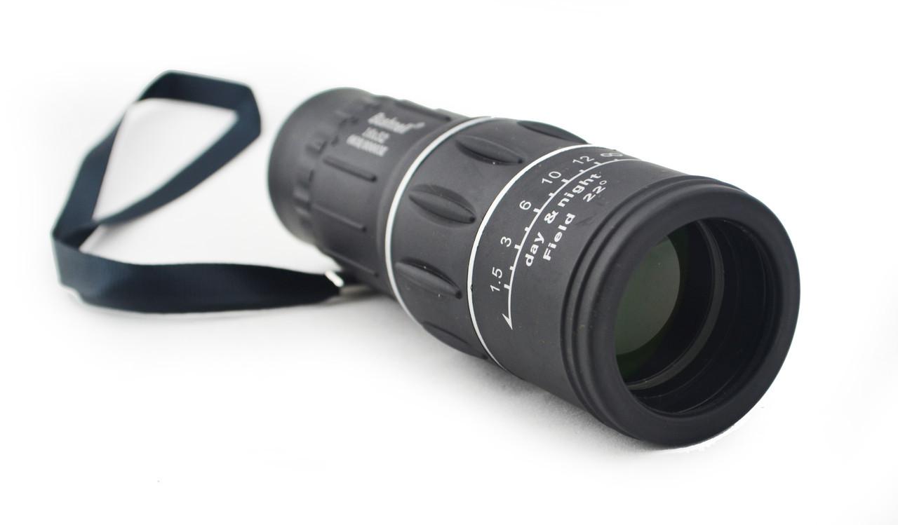 Монокуляр Good Idea Bushnell 1.0 16х52 Черный (hub_CcFd56253)