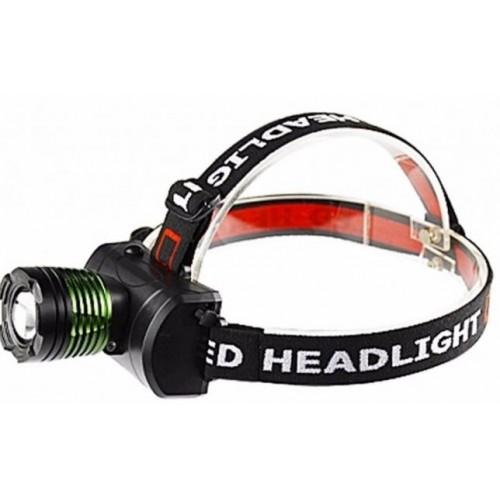 Налобный фонарь BL POLICE 6968 5000W T6 Черный (hub_KsgM17664)