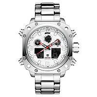 Часы Weide White WH7303-2C SS (WH7303-2C), фото 1