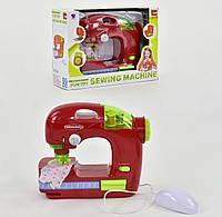 Игровой набор Acor Швейная машинка со звуком Red (1267-04)