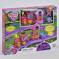 Игровой набор Romantic Merry Железная дорога для Пони (88366)