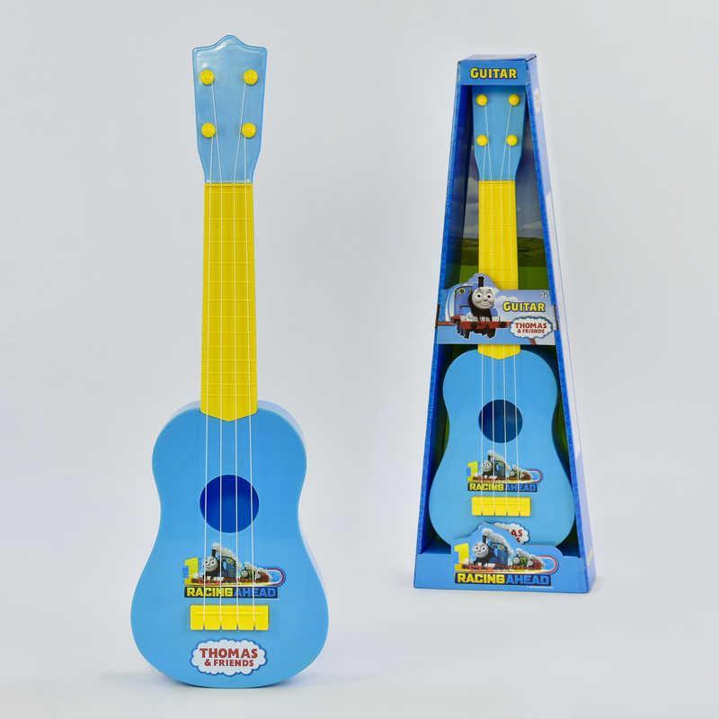 Гитара детская акустическая 77-12A Голубая (2-77-12-72564)