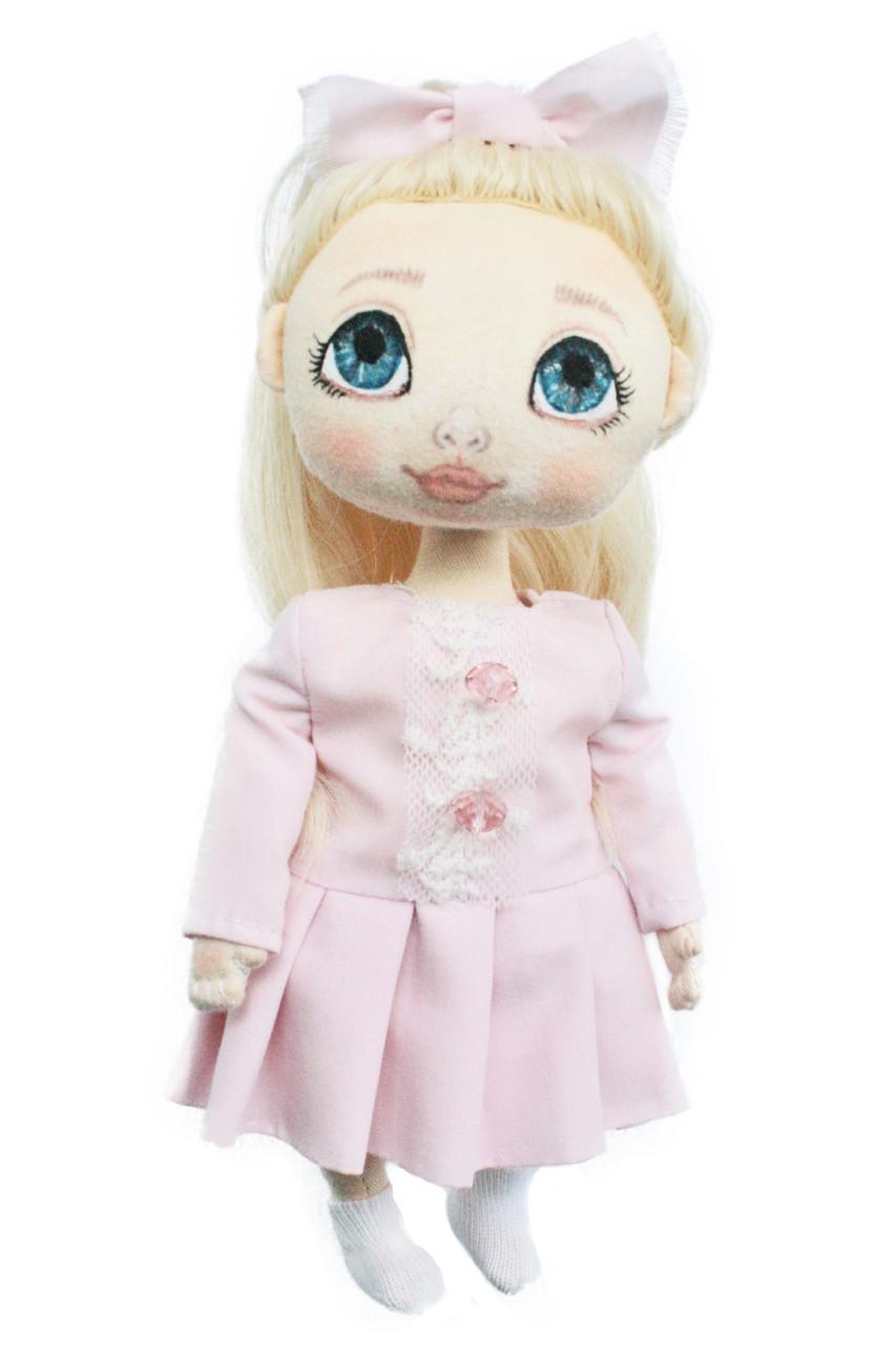 Текстильная кукла ручной работы My Perfect Doll Аманда 19 см (k0003)