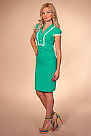 Деловое женское платье р42