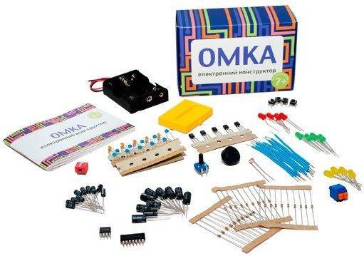 Конструктор Bitkit ОМКА BK0001 Разноцветный (2755099)