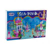 Конструктор WINNER Sea-Maid мир русалок 170 деталей (TOY-53515)