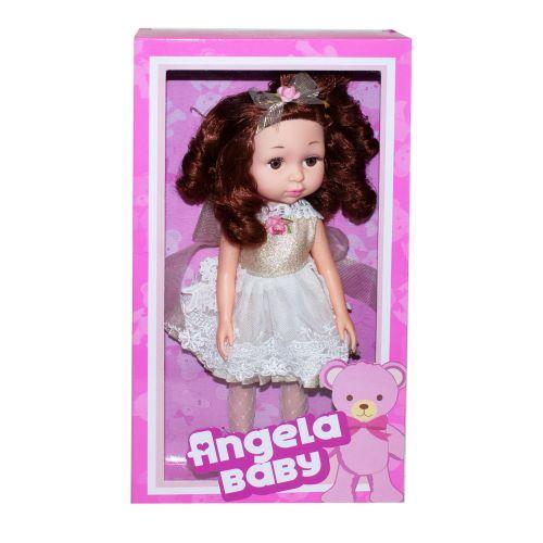 Кукла Angela Baby в белом (TOY-58365)