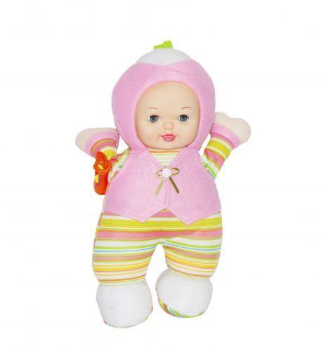 Кукла мягкая Toysi музыкальная (TOY-51756)