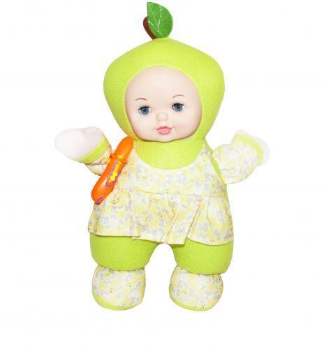 Кукла мягкая YiQu музыкальная (TOY-51757)