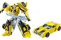 Трансформер Hasbro Transformers BumbleBee Бамблби 14 см Желтый (36-143364), фото 1