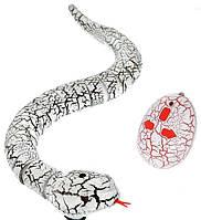 Змея на инфракрасном управлении Rattle Серый (36-139941)